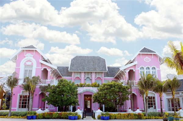 Nhà hàng Pink Pearl